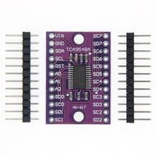 10pcs CJMCU 9548 TCA9548 TCA9548A 1 to 8 I2C 8 Way Multi Channel Expansion บอร์ด IIC โมดูลบอร์ดพัฒนา