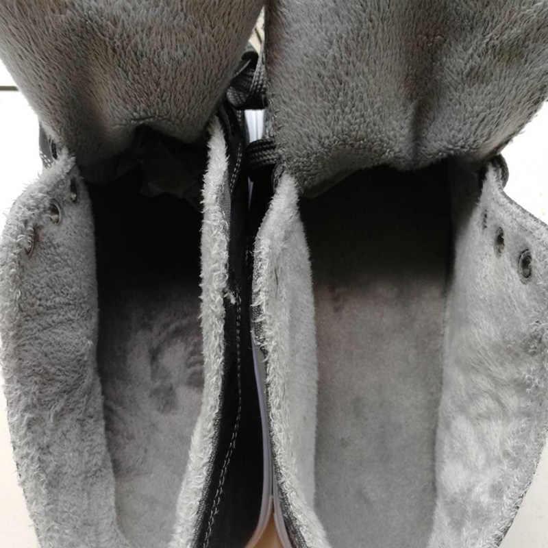 Yüksek Üst Sneakers Erkekler kanvas ayakkabılar erkek Spor Ayakkabı 2019 moda rahat ayakkabılar dantel Ayakkabı sonbahar çizmeler spor ayakkabılar