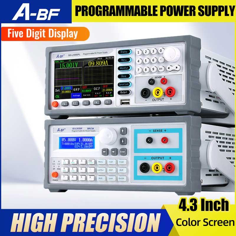 Новый тип высокоточного цифрового программируемого линейного источника питания постоянного тока для цифровой цветной экран 30V10