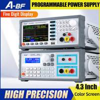 Programmable Linear Power Supply Bench Source High Precision 5 Digit DC Voltage Regulator Color Screen Laboratory Power Supply