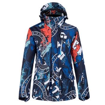 Męska kurtka snowboardowa wodoodporna wiatroszczelna kurtka zimowa mężczyźni kurtka narciarska zimowy płaszcz na śnieg ciepłe ubrania mężczyźni odzież narciarska tanie i dobre opinie ARCTIC QUEEN NYLON Jazda na snowboardzie Kurtki Pasuje prawda na wymiar weź swój normalny rozmiar Oddychające 10000