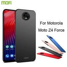 MOFi For Motorola Moto Z4 Force Case Hard Luxury Protection Back Cover Phone