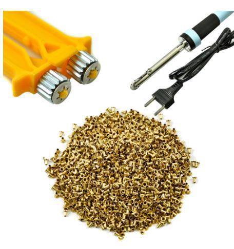 Beekeeping Tools Beekeeping Base Set Imbedding Tool Outline Clamp Copper Eye