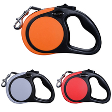 3 Colors 5M Pet Retractable Leash for 20kg 50kg Dog Medium Large Automatic Lead