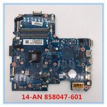 Alta qualidade Para 14 14-UM Laptop motherboard 858047-601 858047-501 858047-001 6050A2822801-MB-A01 UMA a2-7110 100% funcionando bem
