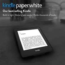 Kindle Paperwhite 2 б/у Unregistrable чтения электронных книг читалка чтения электронных книг E-ink книга