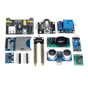 Image 4 - For arduino 45 in 1 Sensors Modules Starter Kit better than 37in1 sensor kit 37 in 1 Sensor Kit UNO R3 MEGA2560