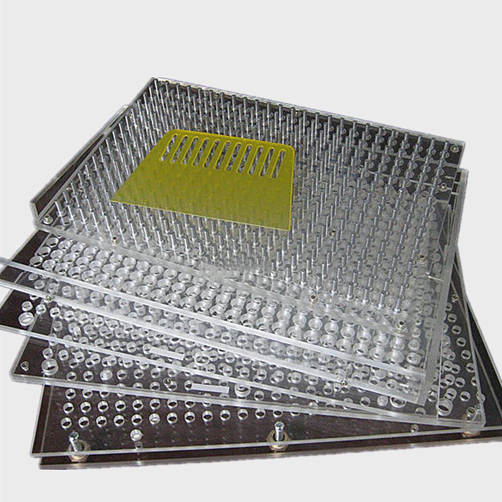 New 400 Holes 00# To 4# Capsule Manual Filling Machine Capsule Filler Manual