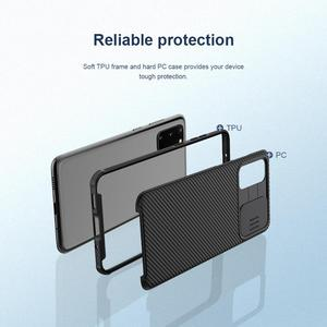 Image 5 - Nillkin Camera Protection Case For Samsung Galaxy S20 Ultra Case S20 Plus S20 A71 A51 Case Slide Lens Protect Privacy Cover