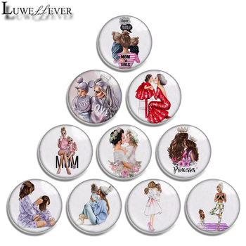 12mm 14mm 16mm 20mm 25mm 30mm 605 Mom Love Mix Round Glass Cabochon Jewelry Finding 18mm Snap Button Charm Bracelet 10mm 12mm 16mm 20mm 25mm 30mm 542 animal flower mix round glass cabochon jewelry finding 18mm snap button charm bracelet