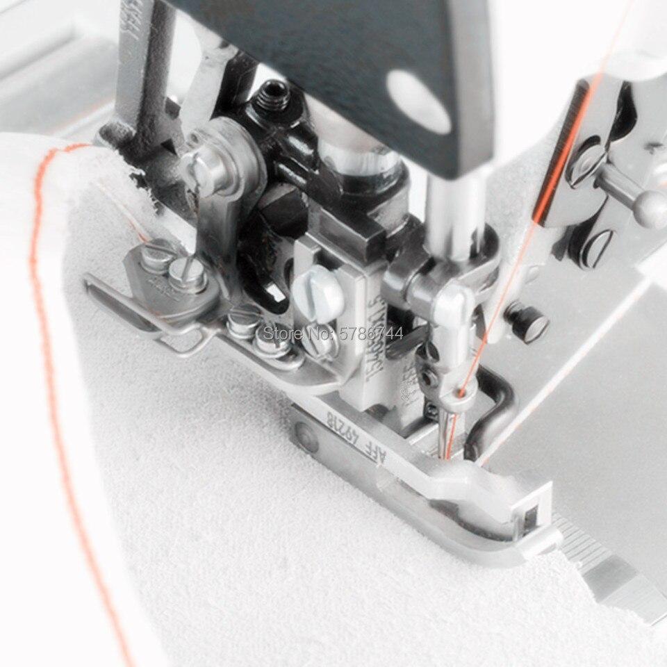3 rangée grossiers dent Feed Chien Pour goldenwheel Cs810 post-Lit machine Aiguille Plate