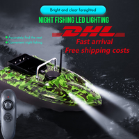 Remote control boats 500m Remote Rc Boat Fishing boat Rc Fishing Bait boat 180Mins Sail Speedboat Fish Finder Ship Voerboot