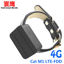 Localizador Personal para perros de compañía 4G rastreador Mini GPS niños, dispositivo de seguimiento antipérdida, Monitor de voz, Cat M1, LTE-FDD, aplicación web gratuita