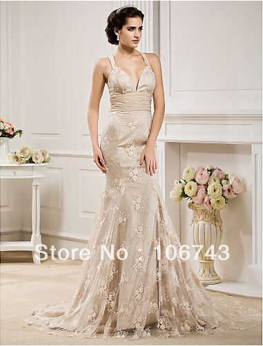 Free Shipping Vestido De Noiva 2018 Sexy Brides Custom Sizes Lace Bow Natural Prom Bridal Gown Mother Of The Bride Dresses