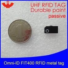 Uhf rfid Анти металлическая метка omni id fit400 fit 400 915