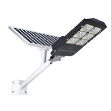 Солнечный уличный светильник с датчиком для тела, уличный садовый светильник с дистанционным управлением, супер яркий светильник на солнечной системе, водонепроницаемый уличный светильник