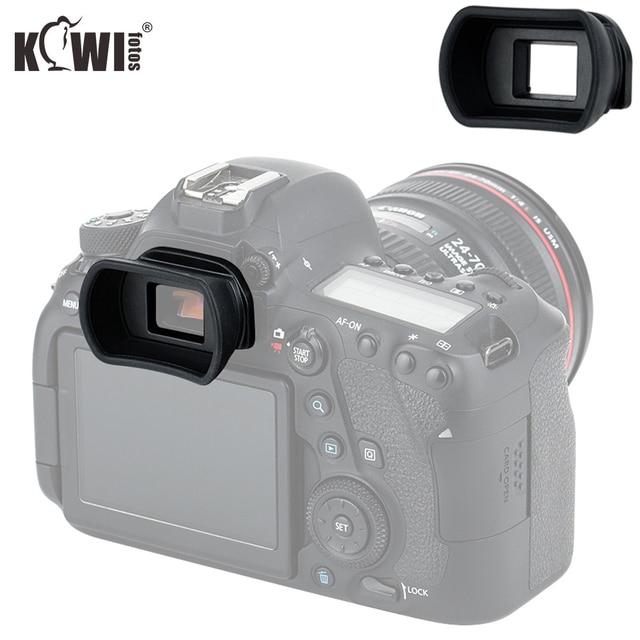 Aparat Eyecup wizjer okular do Canon EOS 5D Mark II 6D Mark II 90D 80D 70D 60D 77D 800D 760D zastępuje Canon Eb Ef