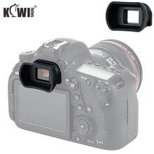 Camera Oogschelp Zoeker Oculair Voor Canon Eos 5D Mark Ii 6D Mark Ii 90D 80D 70D 60D 60Da 77D 800D 760D Vervangt Canon Eb Ef