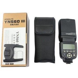 Image 5 - YONGNUO YN 560 III Wireless Master Flash Speedlite with YN560 TX II / RF 603 II Trigger Controlle for Nikon Canon DSLR