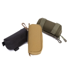 Military Eye Glasses Case 1000D Polyamide Sunglasses Holder Bag Tactical Carry Army Pouch