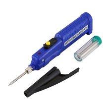 8W 4,5 V Elektronische Schweißen Batterie Powered Lötkolben Werkzeug Elektrische Stift Solder Zinn Draht Mini Schweißen Werkzeuge
