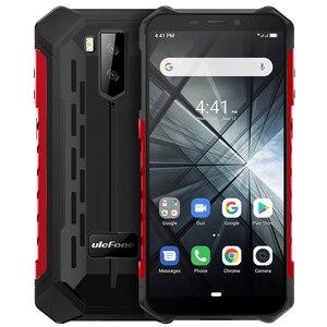 Ulefone Armor X3 Android 9,0 5000 мАч IP68/IP69K водонепроницаемый прочный мобильный телефон четырехъядерный 5,5