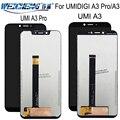 Для UMIDIGI A3 Pro/A3 ЖК-дисплей + сенсорный экран 100% протестированный ЖК-дигитайзер стеклянная панель Замена для UMIDIGI A3 Pro/A3