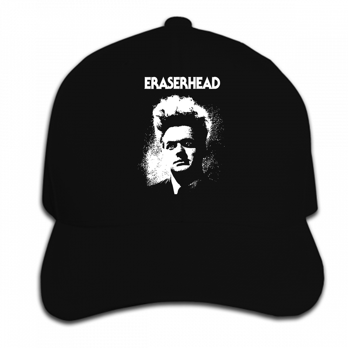 Print Custom Baseball Cap Eraserhead David Lynch Cult Horror Movie Twin Peaks Gift S XXXL Hat Peaked cap image