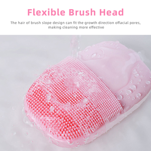 Image 5 - InFace חכם נקי קולי חשמלי עמוק פנים ניקוי עיסוי מברשת לשטוף פנים טיפול מנקה נטענת עמיד למים
