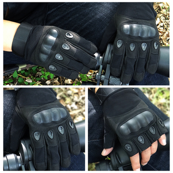 Military Tactical Full Finger Army Gloves Outdoor Sports Airsoft Paintball Fishing Riding Cycling Combat Hiking Hunting Gloves 3