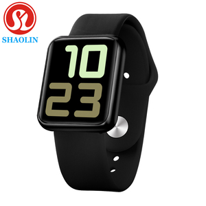 Image 1 - Sports Smart Watch Man Woman Fitness Tracker Heart Rate Monitor Blood Pressure for ios Android Apple Watch iPhone 6 7 SmartWatch