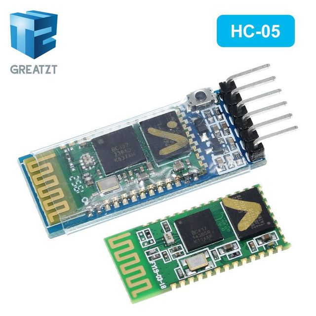 GREATZT HC05 HC 05 master slave 6pin JY MCU anti reverse, integrated Bluetooth serial pass through module, wireless serial dai