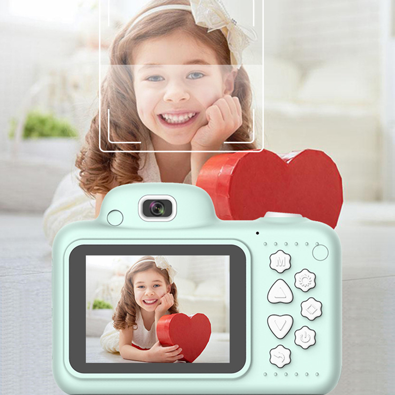 Cartoon Digital Camera Baby Toys 13-24 Months Kids Creative Photography Training Educational Toys Birthday Gifts Baby Products