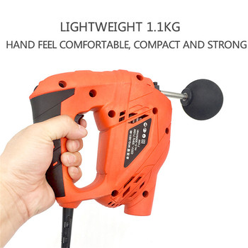 Electric  High Frequency Muscle MassagerVibrating Muscle Relief Pain Massage Gun for Body Relaxation Slimming Fitness Equipments