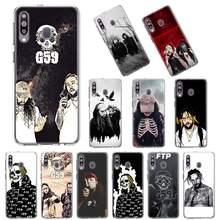 Uicideboy Suicideboys FTP silikonowy futerał na telefon do Samsung Galaxy M10s M20 M30 M40 M11 M31 M51 A10 A30 A50 A70 A51 A71 skrzynki pokrywa