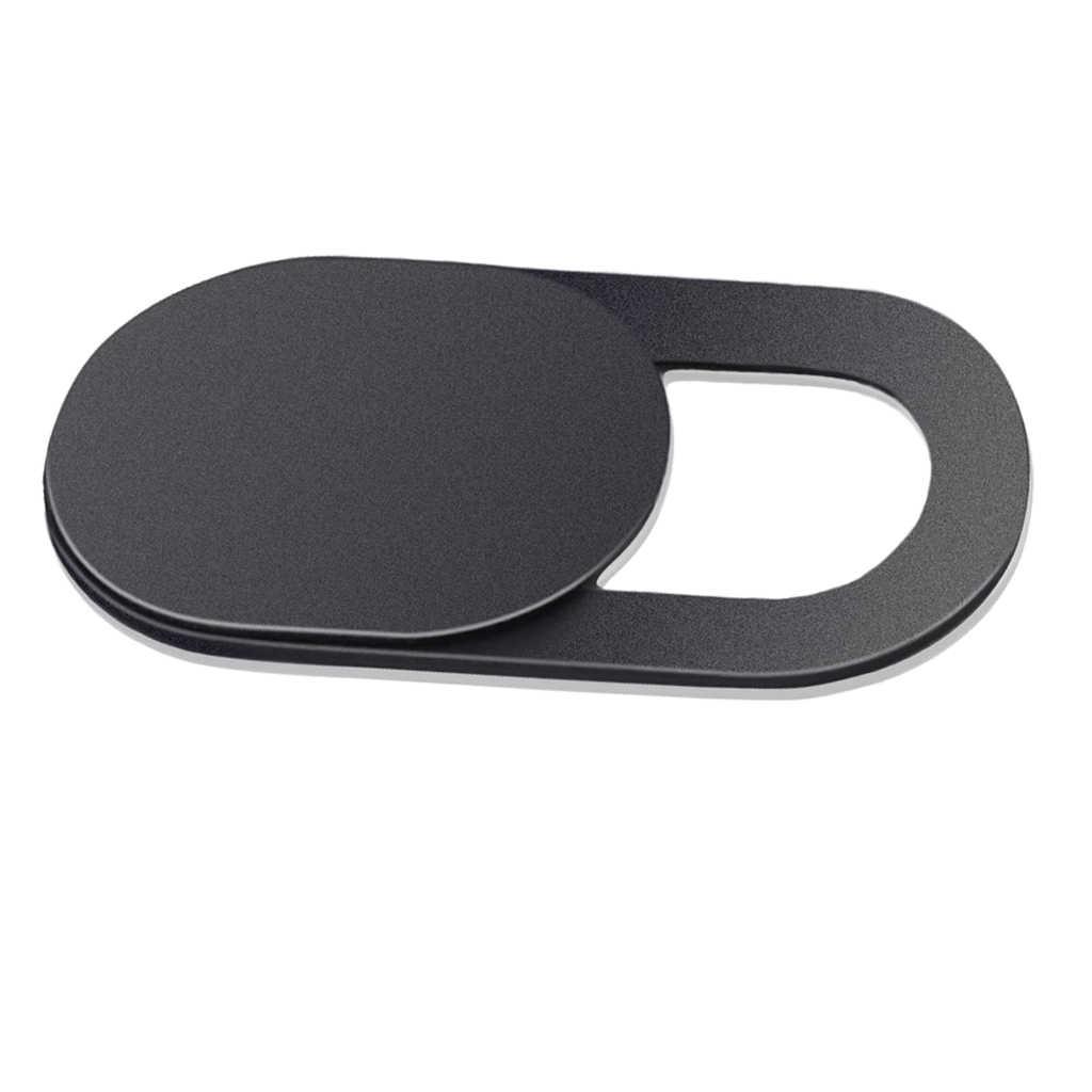 Webcam כיסוי מצלמה פרטיות מחוון מדבקה עבור מחשב נייד Tablet שחור