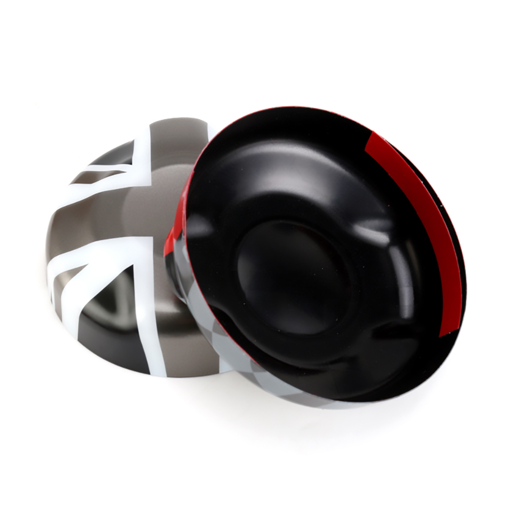 lowest price ABS carbon fiber Car Oil Fuel Tank Cap Decorative Shell Sticker Cover Decals For MINI Cooper S R55 Clubman R56 2 0T Car Styling