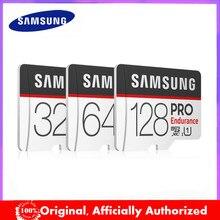 SAMSUNG PRO – carte Micro SD, 32 go/64 go/128 go/100 go, SDXC, SDHC/SDHC, classe 10, U1, UHS-I mo/s, carte mémoire Flash