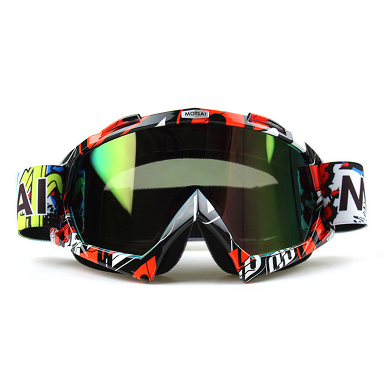 Motorcycle Goggles ATV Off-Road Helmet Ski Casque Motorcycle Glasses Eyewear Snowboard Racing Moto Bike Sunglasses Motorbike