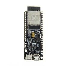 TTGO T Koala ESP32 WiFi & Módulo Bluetooth 4MB Baseado Placa de Desenvolvimento ESP32 WROVER B ESP32 WROOM 32