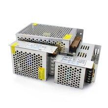 цена на Power Supply Lighting 5V 12V 24V Transformer 1A 2A 3A 4A 5A 10A 20A 30A 40A 50A Power Supply 220V To 5 12 24 V Volt Transformer