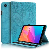 Luxury PU Leather Case for HUAWEI MediaPad T5 10.1 Inch Tablet Stand Folio Cover Case With Cover Card Slot Pencil Holder