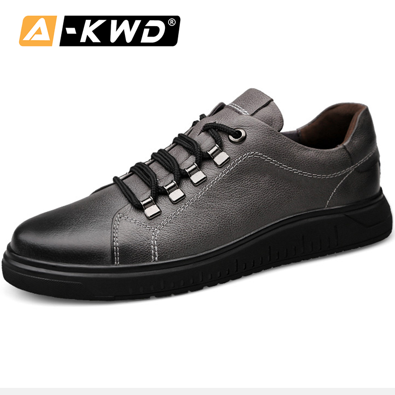 Genuine Leather Male Shoes Height Increase Mens Casual Shoes Designer Shoes Men Luxury 2019 Tennis Hombre Low Tops Sneakers Man