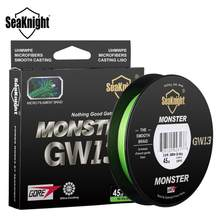 Laut Knight Ms Series GW13 13 Helai Memancing Line 300M 150M Multifila PE Line 12 + 1 GTX Air Asin fishing Tackle(China)