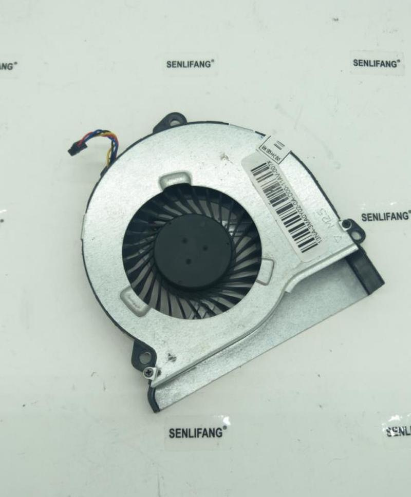 Laptop CPU Cooling Fan For HP Pavilion 15-AK010NR 15-AK011TX 15-AK012TX 15-AK013TX 15-AK014TX 15-AK016TX NS75B00-15C09
