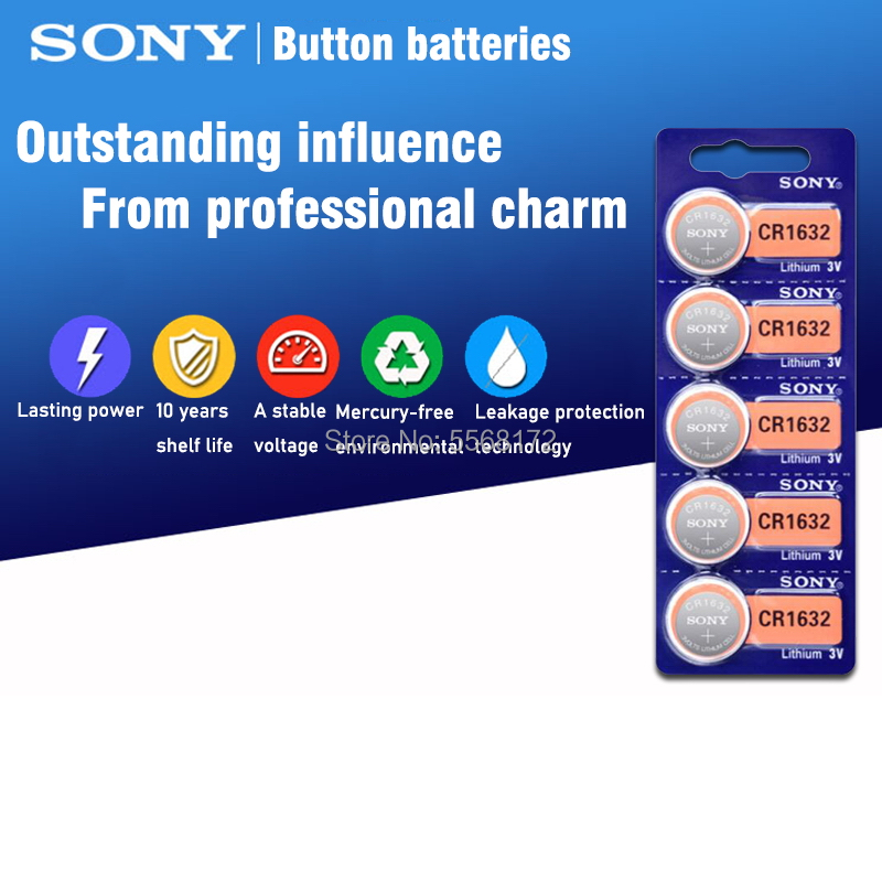 remoto chave cr 1632 ecr1632 gpcr1632 3v bateria de lítio