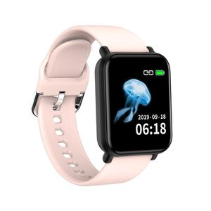 Image 1 - 女性男性スマート電子時計高級血圧デジタル腕時計ファッションカロリースポーツ腕時計女性スポーツ腕時計ギフト