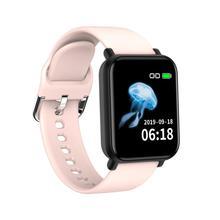 Reloj electrónico inteligente para hombre y mujer, relojes digitales de lujo con control de la presión sanguínea y de las calorías, reloj de pulsera deportivo para mujer, regalo
