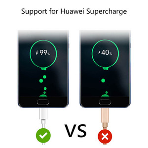 Кабель USB Type-C с поддержкой быстрой зарядки, 5 А, 1/1,5/2 м
