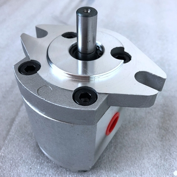 HYDROMAX Hydraulic gear pumps HGP-1A-F2R HGP-1A-F6R HGP-1A-F8R high pressure oil pump HGP-1A-F3R HGP-1A-F4R HGP-1A-F5R фото